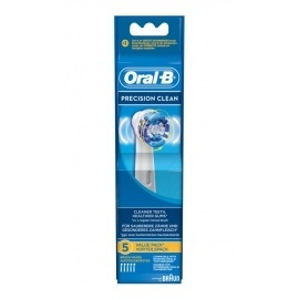 Recambio cepillo dental Braun Oral B EB 20-5 Precision Clean 5 unidades,