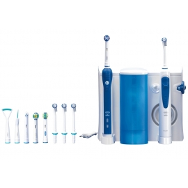 Irrigador Dental Oral B Oxyjet 3000. Centro de higiene dental