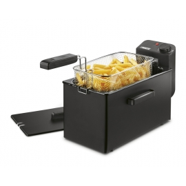 Freidora Princess 182727 Black Fryer Negra 3L