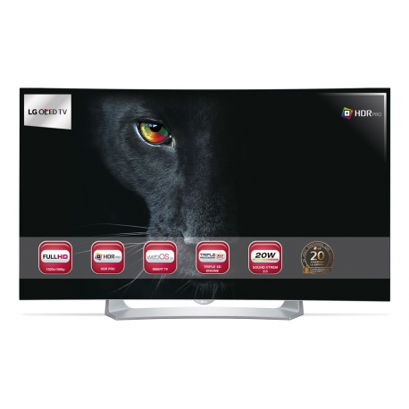 "Televisor OLED 55"" LG 55EG910V Full HD, Smart TV, 3D"