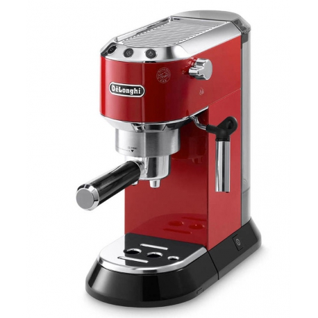 Cafetera Express Manual DeLonghi EC 680.R Dedica