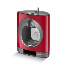 Cafetera Dolce Gusto Krups Oblo Roja KP 1105