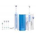 Irrigador Dental Oral B Oxyjet OC 1000 + cepillo PC. Centro de higiene dental