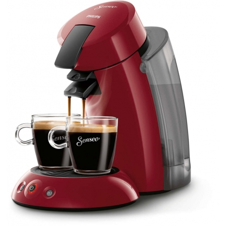 Cafetera Philips Senseo HD 7818/82 Original XL Roja