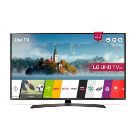 "Televisor LED 4K UHD 43"" LG 43UJ634V Smart TV, HDR"