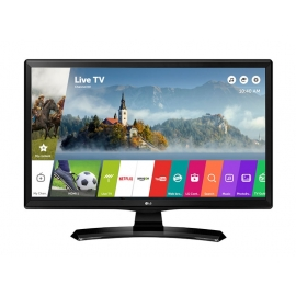 "Televisor monitor LED 28"" LG 28MT49S-PZ Full HD, Smart TV."