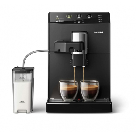 Cafetera Express Automática Philips HD8829/01 Easy Cappuccino