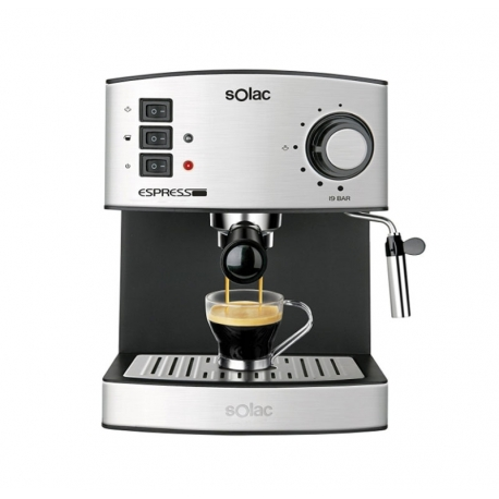 Cafetera Express Manual Solac CE4480