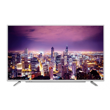 "Televisor LED 4K UHD 43"" Grundig 43 VLX 7730 WP blanco Smart TV, HDR"