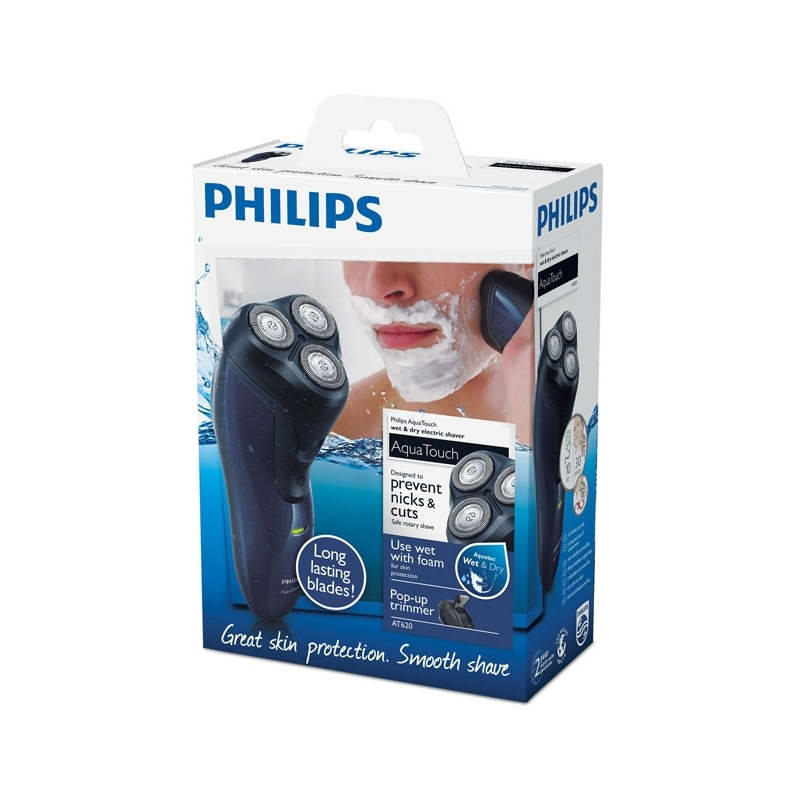 Afeitadora Philips AT620/14 Wet&Dry