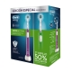 Pack Cepillos Dental Eléctrico Braun Oral B Duo PRO 600 Cross Action