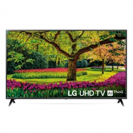 "Televisor LED 4K UHD 49"" LG 49UK6300PLB Smart TV, HDR"