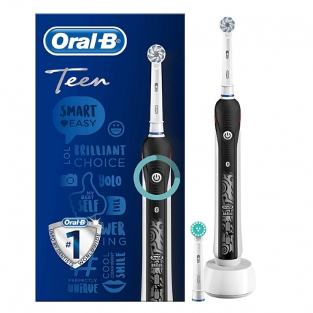 Cepillo Dental Eléctrico Braun Oral-B SmartSeries Teen Bluetooth