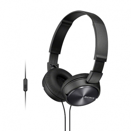 Auricular Sony MDR-ZX310AP Negro