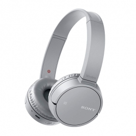 Auricular inalambrico Sony WH-CH500 Gris Bluetooth
