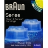 Recambio Braun Series Clean & Renew