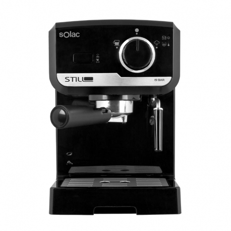 Cafetera Express Manual Solac CE4501 Squissita