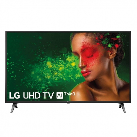 "Televisor LED 4K UHD 49"" LG 49UM7100PLB Smart TV, HDR"
