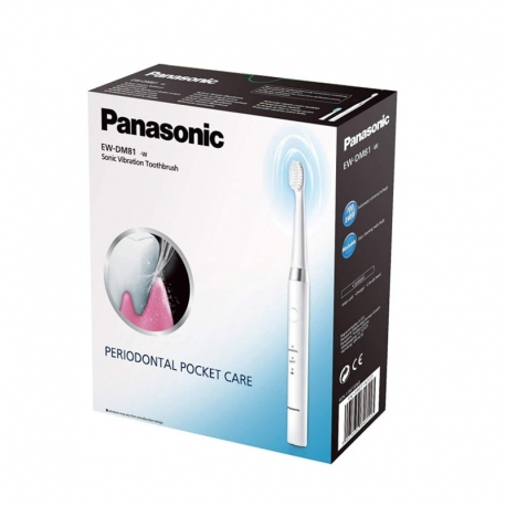 Cepillo Dental Eléctrico Panasonic EW-DM81-W503