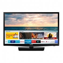 "Televisor LED 24"" Samsung 24N4305 HD, Smart TV"