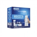 Irrigador Dental Portatil Oral B Aquacare 4 + 1 pasta de dientes gratis