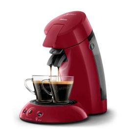 Cafetera Philips Senseo HD6554/91 Original Roja