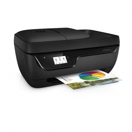 Impresora multifunción HP Officejet 3833 Color, WiFi, Escaner