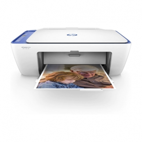Impresora multifunción HP DeskJet 2630 Color, WiFi, Escaner
