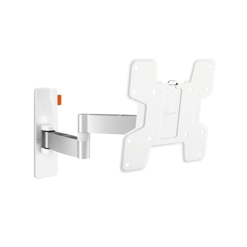Soporte pared orientable Vogel's Wall 3145 Blanco para TV de 19