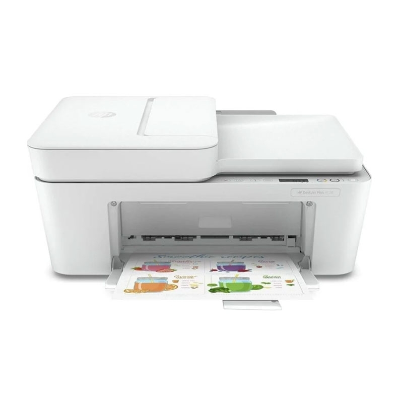 Impresora multifunción HP DeskJet Plus 4120 Color, WiFi, Escaner