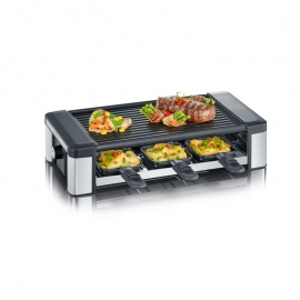 Raclette con grill Severin RG 2676 295x175 mm
