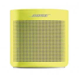 Altavoz Bluetooth Portátil Bose SoundLink II Color amarillo citron