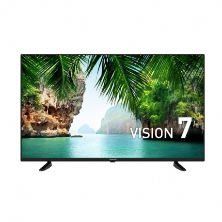 "Televisor LED 4K UHD 43"" Grundig 43GEU7800B Smart TV, HDR"