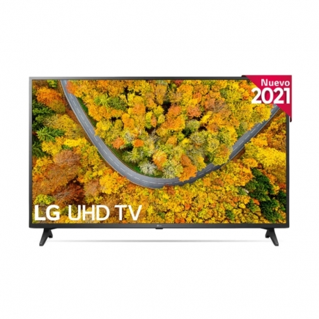 "Televisor LED 4K UHD 43"" LG 43UP75006LF Smart TV, HDR10"
